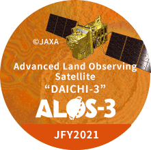 Advanced Land Observing Satellite 'DAICHI-3'